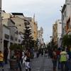 Popular Pedestrian Street
