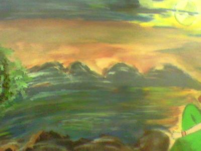 Porompat-Painting