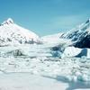 Portage Glacier In 1958