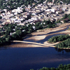 Portage Wisconsin Aerial View