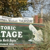 Portage Wisconsin Welcome Sign