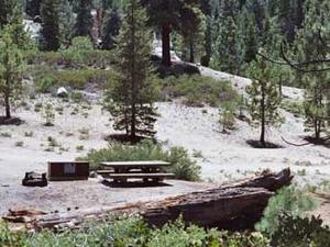 Portal cámara de carga Campground