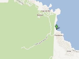 Port de la Selva Beach