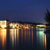Port Dickson Beach At Night