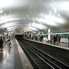 Platforms At Porte De Montreuil