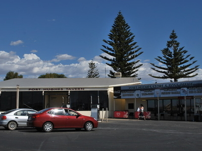Port Hughes Shops