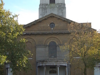 Church of St John-at-Hackney