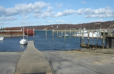Port Jefferson Harbor
