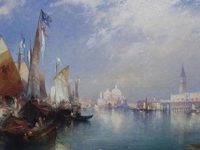 Portland Art Museum Painting