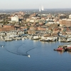 Portland Harbour Overview - Maine