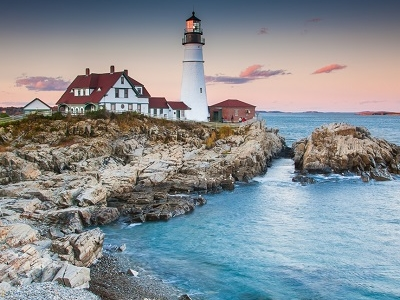 Portland Head Light - Maine