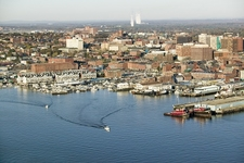 Portland ME With Harbor View