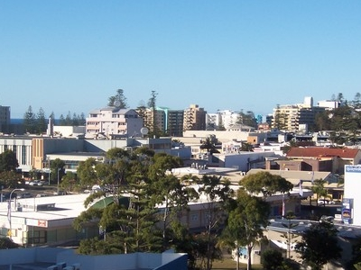 Port Macquarie CBD
