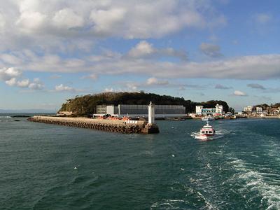 Port Of Morozaki, Tōkai Region