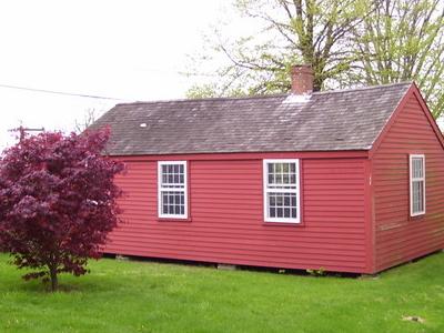 Portsmouth  Rhode  Island  School  House