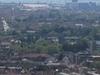 Portsmouth Skyline Viewed From Portsdown Hill