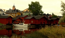 Porvoo Houses & Boat In Finland
