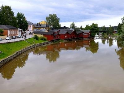 Porvoonjoki - Porvoo - Finland