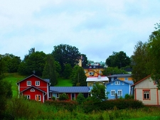 Porvoo Town View - Finland