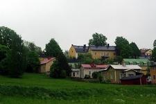 Porvoo Town View In Finland