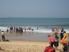 Porvorim Beach