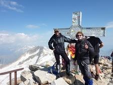 Poset Maladeta NP - Aneto Peak