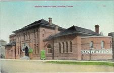 Sanitorium, About 1905
