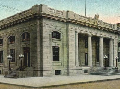 Post  Office Fitchburg