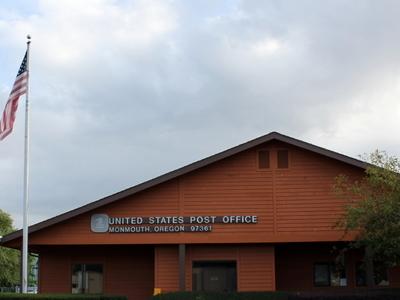 Post Office     Monmouth  Oregon