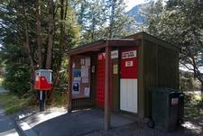 Post Office @ Arthurs Pass - South Island NZ