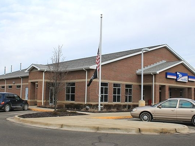Post Office Fowlerville Michigan