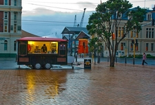 @ Post Office Square In Wellington NZ