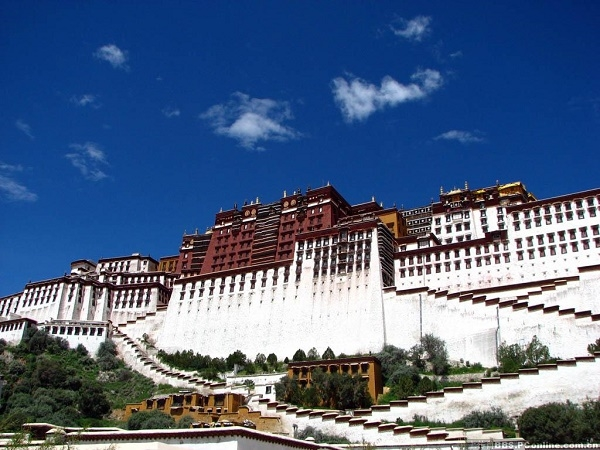 6 Days Inclusive Lhasa Excursion Photos