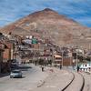 Potosi Town View - Bolivia