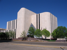 Potter County District Courts Building