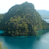 The Rock Formations On The Islands Around Coron Island