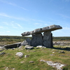 Poulnabrone Tomb Site - Burren - County Clare - Ireland
