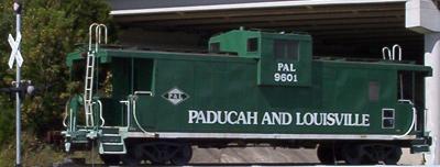 Powderly  K Y  P  2 6 L  Railcar