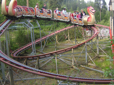 Powered Coaster