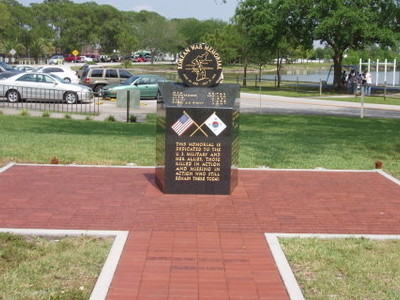 P P Korean War Memorial