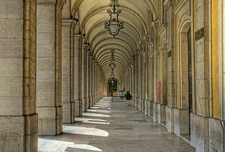 Praca Do Comercio - Lisbon Portugal