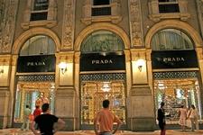 Prada - Galleria Vittorio Emanuele II - Milano