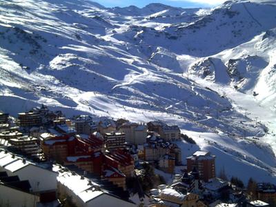 The Sierra Nevada Ski Station
