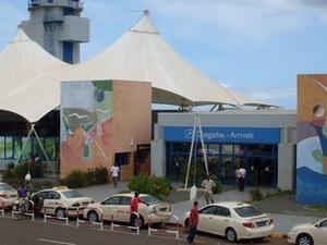 Aeropuerto Internacional de Praia