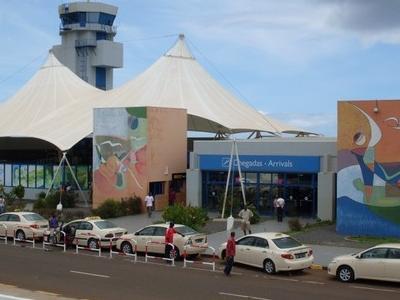Praia  International  Airport