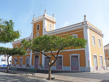 Praia's Municipal Palace