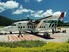 Praslin Island Airport