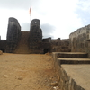 Pratapgarh Fort Top - Mahabaleshwar - Maharashtra - India