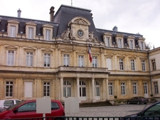 Prefecture Building Of The Ain Department