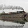 Preserved Steam Locomotive Midland Railway Butterley